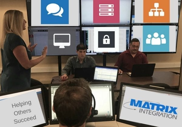 Matrix Integration is Continuing to Expand and Make an Impact in Manufacturing