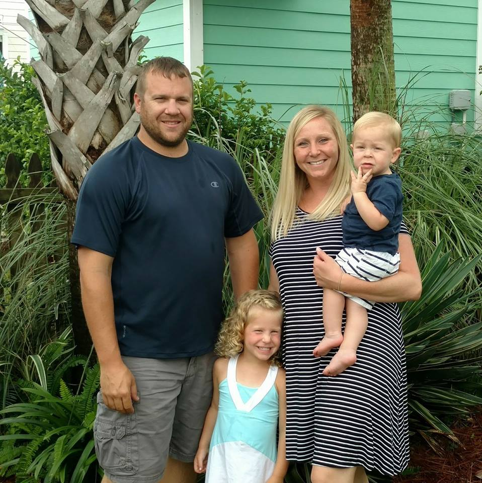 Kelly Hardin, Implementation Success Manager family photo