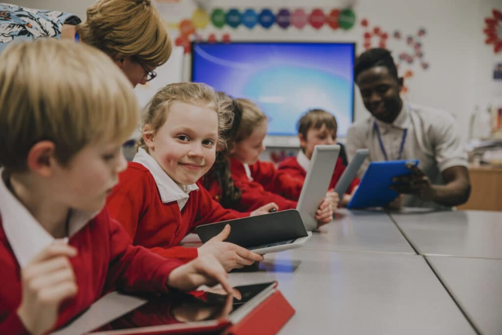 """CREATING """"CLASSROOM OF THE FUTURE"""" DURING CURRENT CRISIS"""